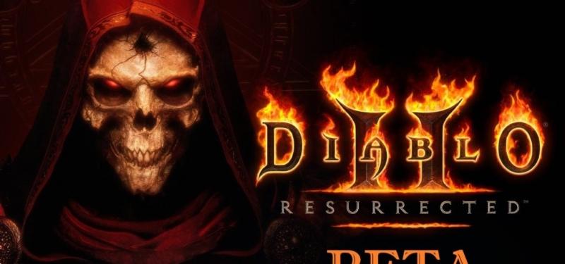 Стартовала предварительная загрузка беты Diablo II: Resurrected