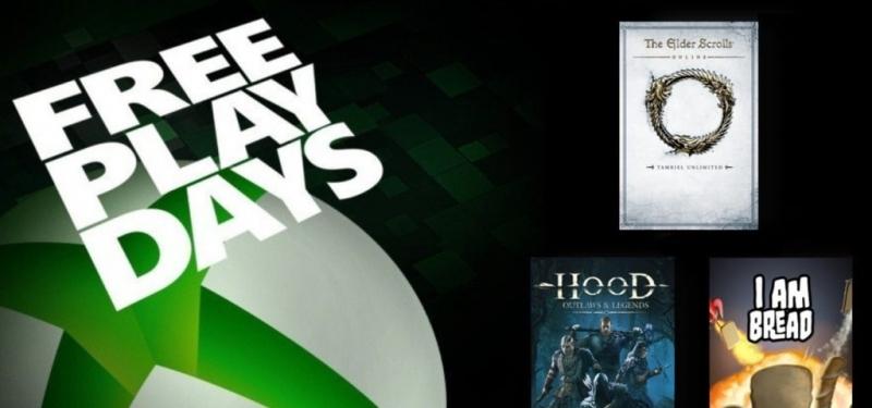 The Elder Scrolls Online, Hood: Outlaws & Legends и I Am Bread временно бесплатны для подписчиков Xbox Live Gold / Xbox Game Pass Ultimate