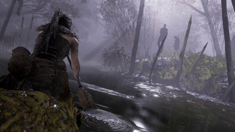 Трассировка лучей и улучшения графики: экшен Hellblade: Senua's Sacrifice стал красивее на Xbox Series X и S