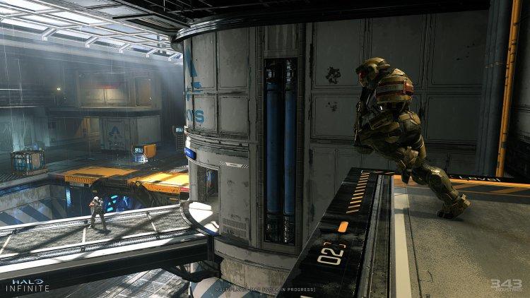 В Halo Infinite для прокачки боевого пропуска нужно будет проходить специальные испытания