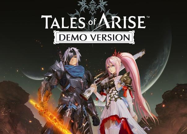 Скидка на игру Xbox В Microsoft Store появилась демоверсия Tales of Arise.
