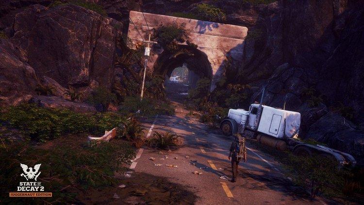В State of Decay 2 появится обновлённая карта из первой части серии