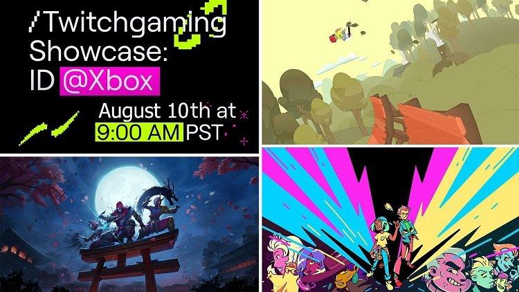 Вторая презентация инди-игр от Microsoft и Twitch пройдёт 10 августа