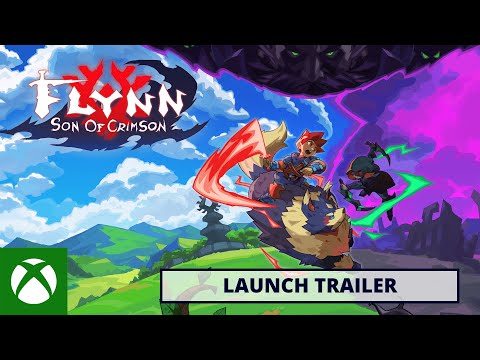 Flynn: Son of Crimson Launch Trailer