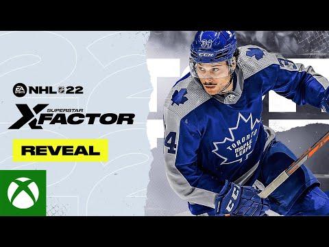 NHL 22 X-Factor Reveal Trailer