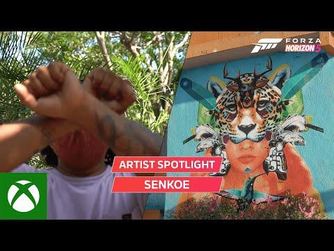 Forza Horizon 5   Artist Spotlight: Senkoe