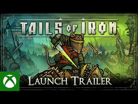 Tails of Iron — Launch Trailer: Your Tail Begins…