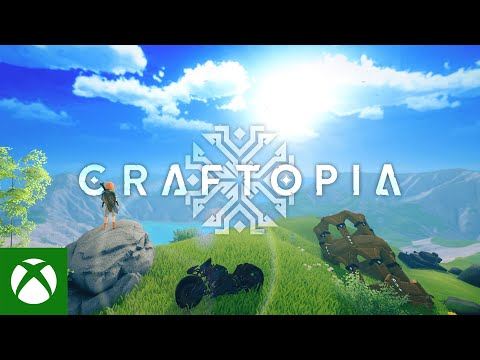 Craftopia (Game Preview) Launch Trailer