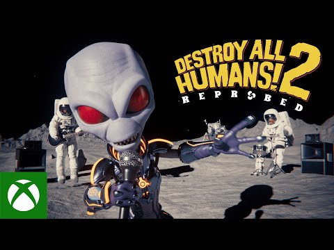 Destroy All Humans 2 – Reprobed – Announcement Trailer