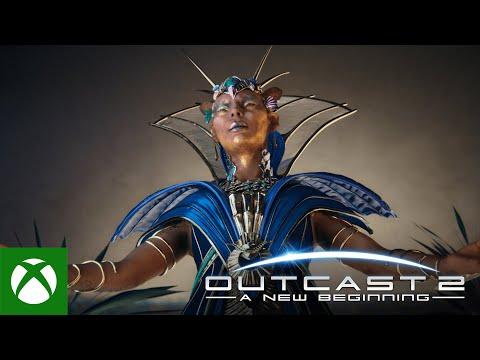 Outcast 2 – A New Beginning – Announcement Trailer