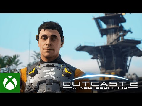 Outcast 2 – A New Beginning – In-game World Trailer