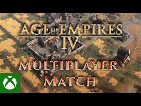 Age of Empires IV  — Developer Multiplayer Match