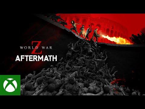 World War Z: Aftermath — Launch Trailer