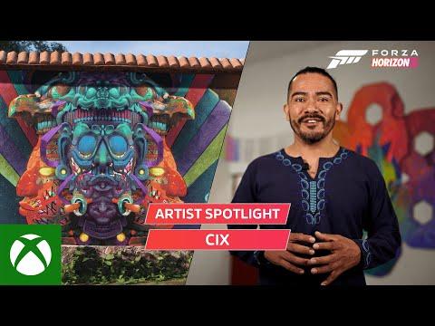 Forza Horizon 5 | Artist Spotlight: Cix