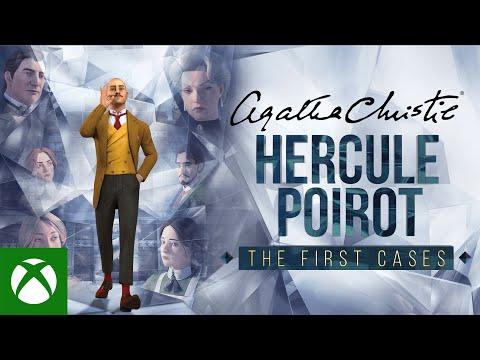 Agatha Christie — Hercule Poirot: The First Cases | Launch Trailer