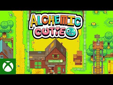 Alchemic Cutie — Launch Trailer