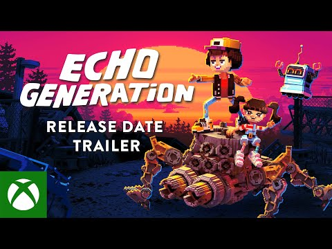 Echo Generation — Release Date and Xbox Game Pass Trailer