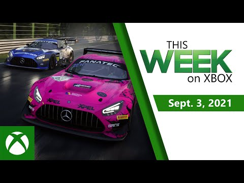 This Week On Xbox: September 03, 2021
