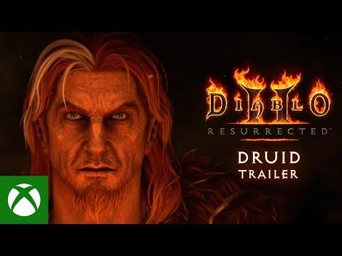 Diablo® II: Resurrected™ | Druid Class Trailer
