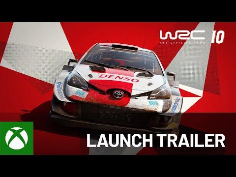 WRC 10 | Launch Trailer