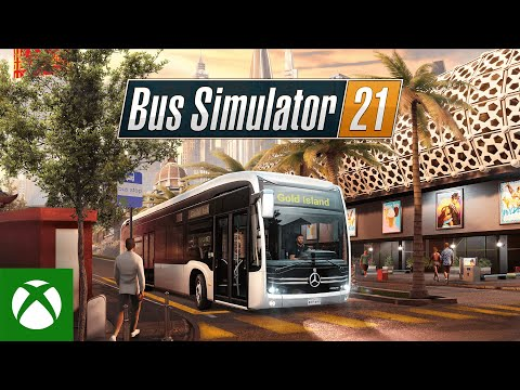 Bus Simulator 21 | Release Trailer