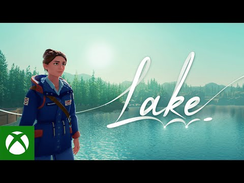 Lake Launch Trailer