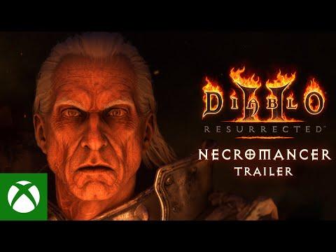 Diablo® II: Resurrected™ | Necromancer Class Trailer