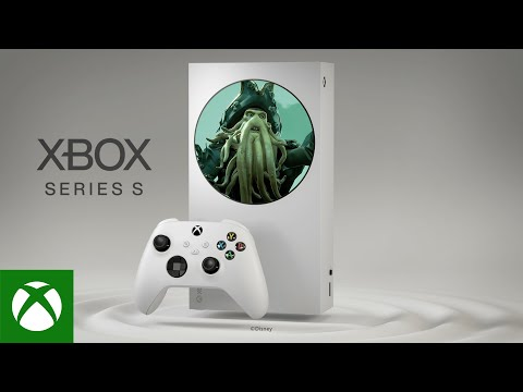 Xbox Series S : Next Gen is ready with Sea of Thieves: A Pirate's Life