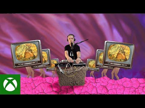 Take a musical tour of Daði Freyr's brain | Psychonauts 2 x Xbox Game Pass