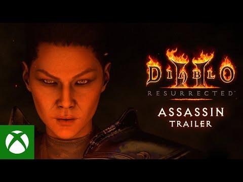 Diablo® II: Resurrected™ | Assassin Class Trailer