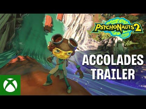 Psychonauts 2 — Accolades Trailer