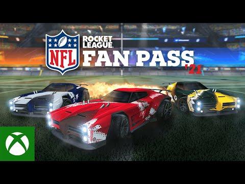 Rocket League NFL Fan Pass
