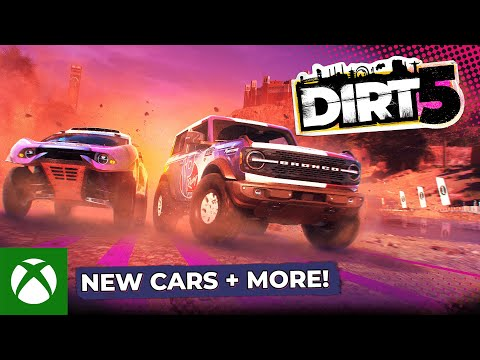 DIRT 5 | Wild Spirits Content Pack: Out Now