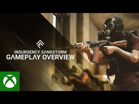 Insurgency: Sandstorm — Console Gameplay Overview Trailer