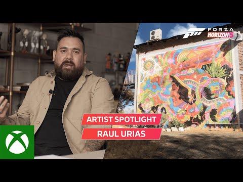 Forza Horizon 5   Artist Spotlight: Raul Urias