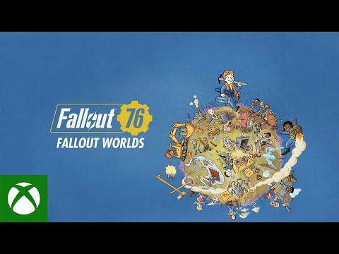 Fallout 76: Fallout Worlds Launch Trailer