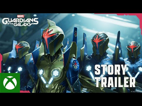 Marvel's Guardians of the Galaxy — Story Trailer