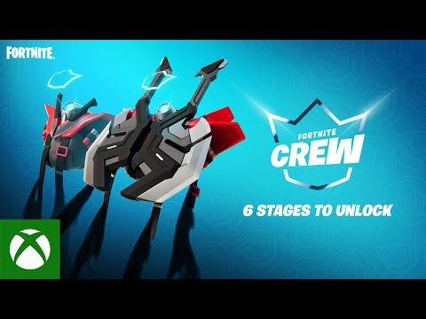 The Fortnite Crew Legacy Set — An Exclusive Reward for Crew Members