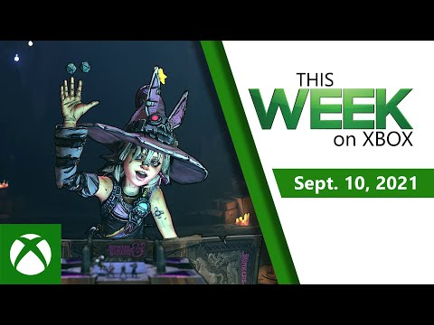 This Week On Xbox: September 10, 2021