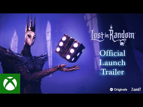 Lost in Random – Official Launch Trailer
