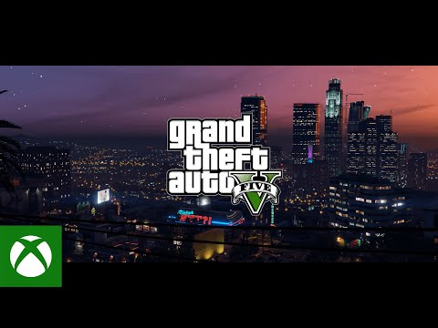Grand Theft Auto V and Grand Theft Auto Online for Xbox Series X|S – Coming March 2022