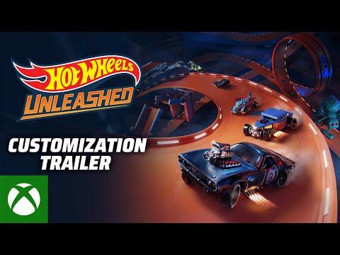 Hot Wheels Unleashed™  Customization Trailer