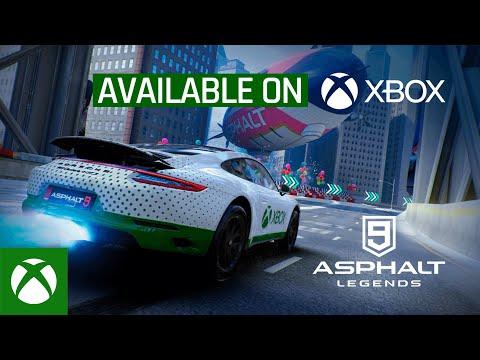 Asphalt 9: Legends | Launch Trailer