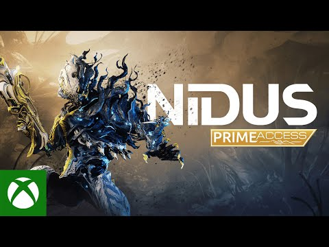 Warframe   Nidus Prime Access — Available Now