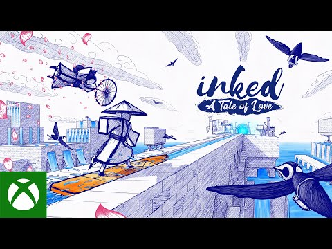 Inked: A Tale of Love (2021) Official Launch Trailer