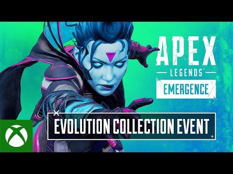Apex Legends — Evolution Collection Event Trailer