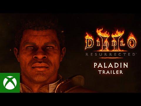 Diablo® II: Resurrected™   Paladin Class Trailer