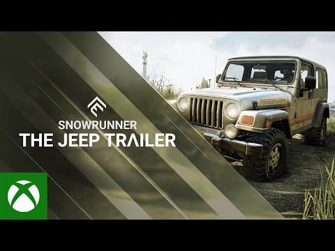 SnowRunner — The Jeep Trailer