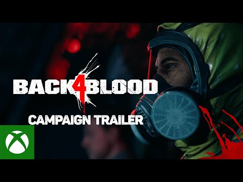 Back 4 Blood — Campaign Trailer