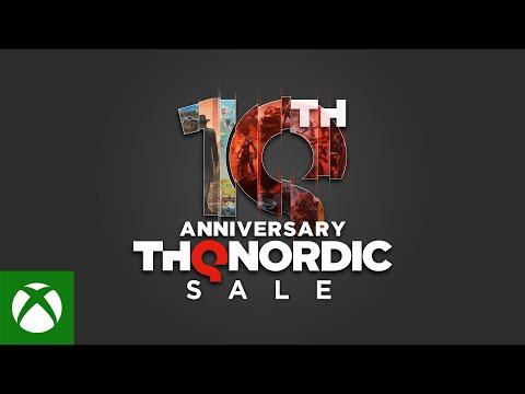 THQ Nordic 10th Anniversary Sale